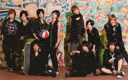 Hey!say!jump – Hitomi no